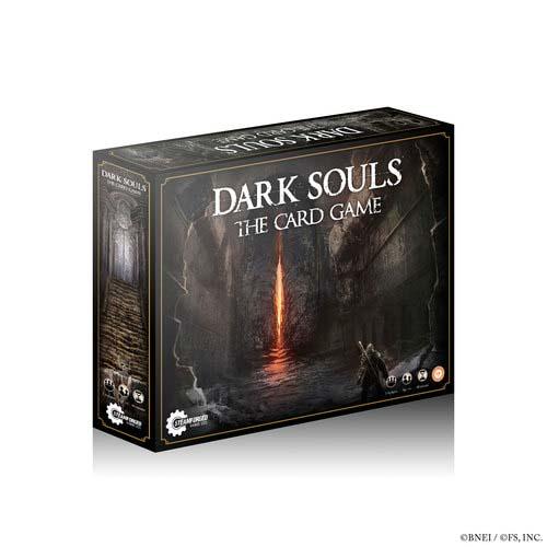 portada de Dark Souls el juego de cartas