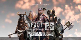 proyecto Dungeons&Darkrooms