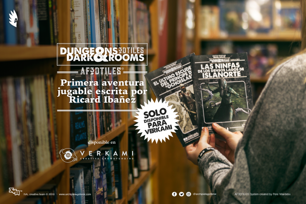 Libros Dungeons&Darkrooms Ricard Ibáñez