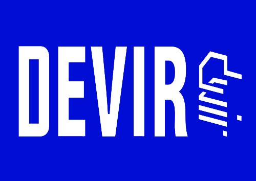 Logotipo de Devir
