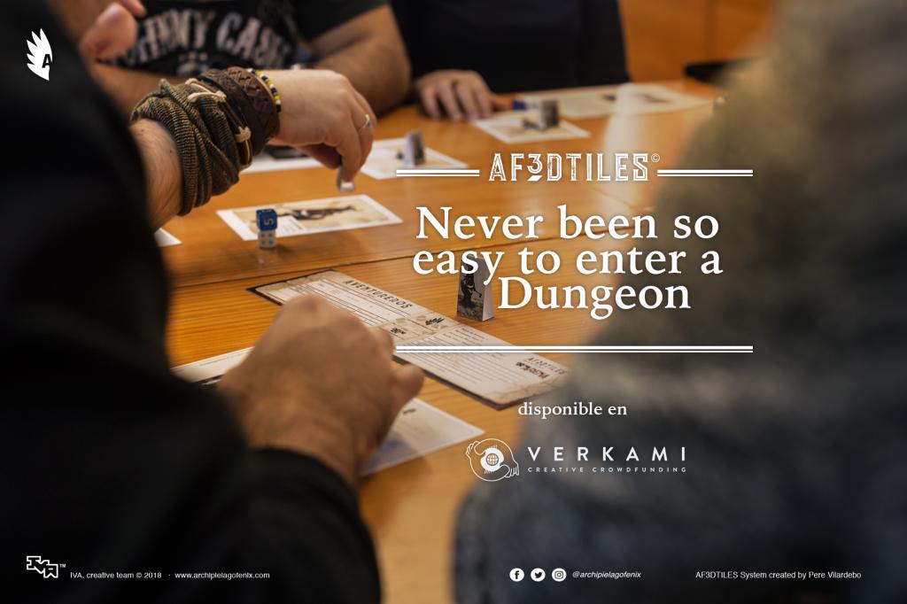 partida de Dungeons&Darkrooms