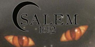 Logotipo del juego de cartas Salem 1692