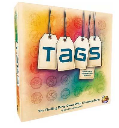 Portada de Tags, el primer juego de Heidelbär Games