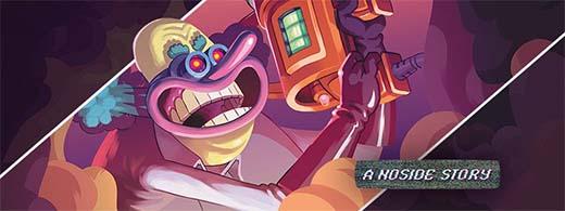 Fragmento de la portada de la expansión de Unlock A Noside Story