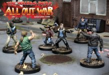 Juego Walking Dead: All Out War