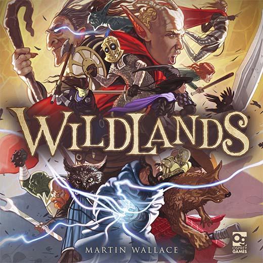 Portada de Wildlands