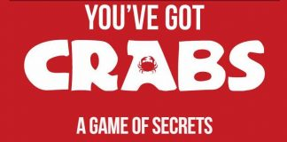 Logotipo de You've Gor Crabs