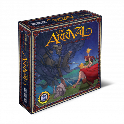 Nueva caja de The Arrival