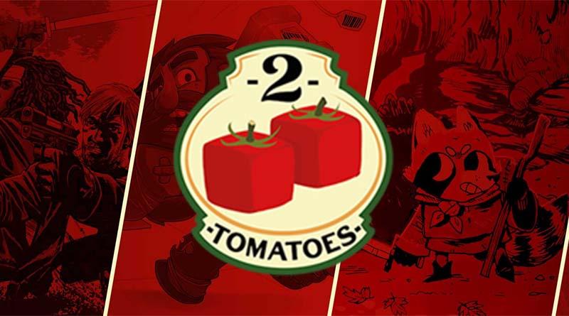 Juegos de 2 tomatoes games