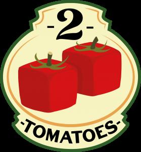 Logotipo de 2Tomatoes