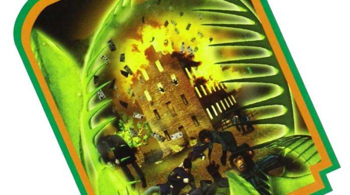 Portada del libro juego la casa del peligro de elige tu propia aventura
