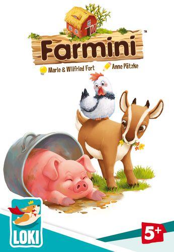 Portada de Farmini