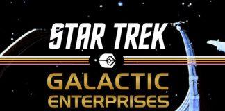 Juego de mesa Star Trek: Galactic Enterprises