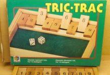 Juego Tric Trac