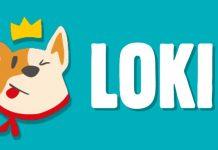 Logoyipo de Loki