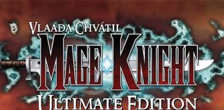 Logotipod e Mage Knight ultimate edition