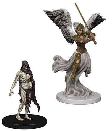 Miniaturas de criaturas de Magic The Gathering