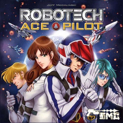 portada de Robotech: Ace Pilot