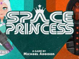 Portada de Space Princess
