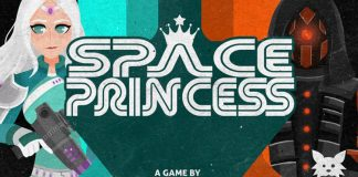 Portada de Space Princess