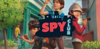 Logotipo de Spy Club