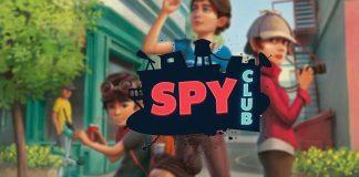 Logotipo de Spy Club