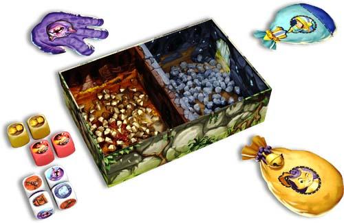 Componentes de Troll & Dragon