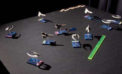 Prototipo de Battlestar Galactica: Starship Battles