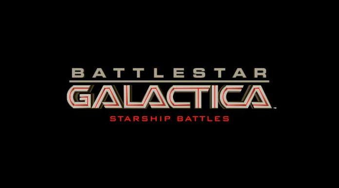 Logotipo de Battlestar Galactica: Starship Battles