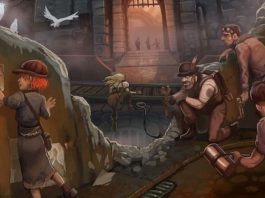 Arte de la portada de Gears of Defiance