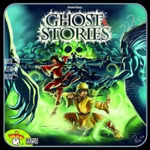 Portada de Ghost Stories