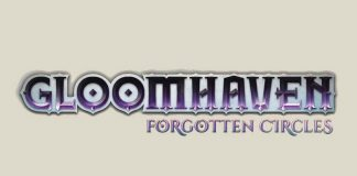 Logotipo de Gloomhaven Forgotten Circle