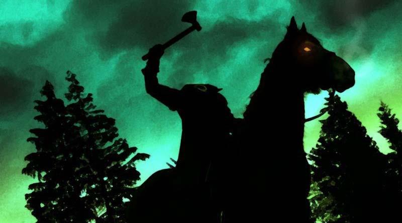 2f5ee560db5c Imagen del jinete sin cabeza del juego de mesa de terror a touch of evil