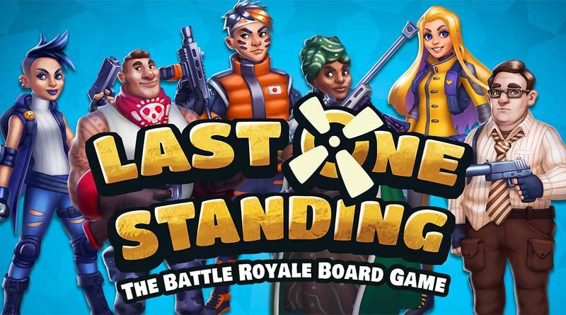 Last One Standing Los Battle Royale Llegan A Los Juegos De Mesa