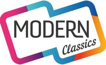 Logotipo de la nueva linea de juegos de Asmodee Clásicos Modernos