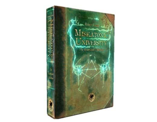 Caja-libro de Miskatonic University: The Restricted Collection