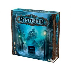 Portada de Mysterium