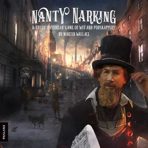Portada de Nanty Narking