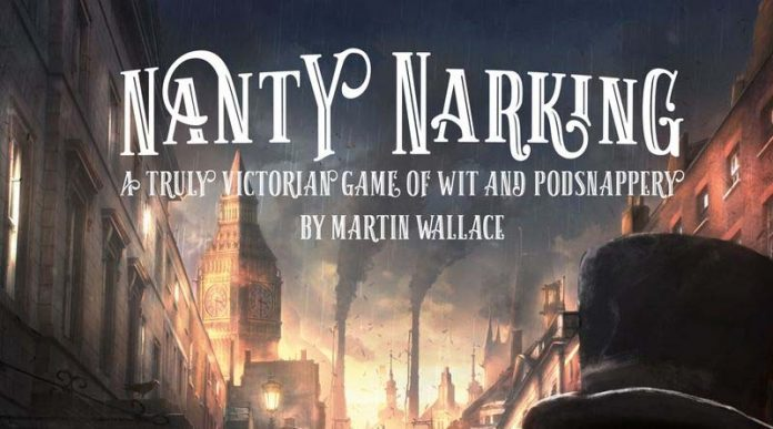 Logotipo de Nanty narking