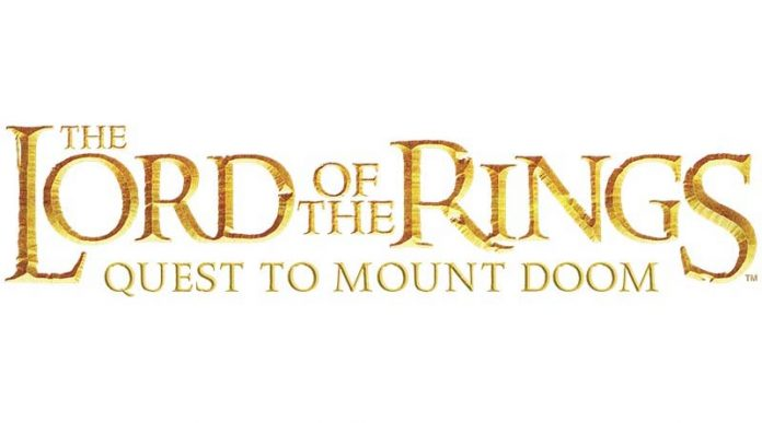 Logotipo de Quest to Mount Doom