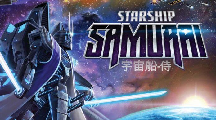 Logotipo de de Starship Samurais