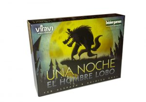 Portada de One Night Ultimate Werewolf