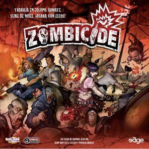 Portada de Zombicide