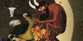 Detalle de la portada del juego Ámbar