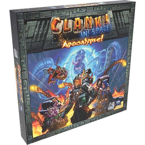 Portada de Clank! In! Space! Apocalypse!
