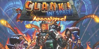 Logo de Clank! In! Space! Apocalypse!