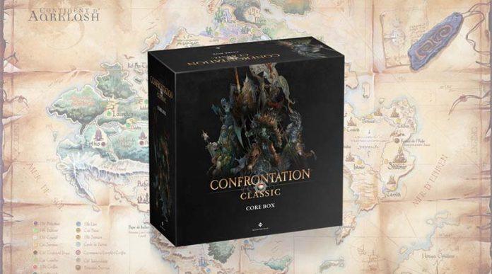 Caja básica de Confrontation Classic