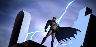 Escena de la serie animada de Batman