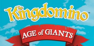 Logo de Kingdomino Age of Giants