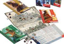 Starter Set del RPG de la Leyenda de los cinco anillos